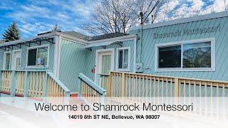 2021-2022 Shamrock Montessori Enrolling