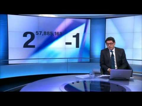 Prime Numbers at Global with Jon Sopel, BBC News Internation