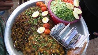 Street food of Dhaka, Bangladesh. P...