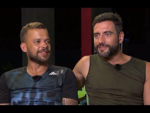 Michał i Piotrek nie przypuszczali, że znajdą TAM nocleg :) [Azja Express]