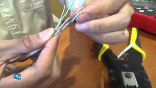 PMC - Cách bấm đầu dây mạng theo chuẩn A và B