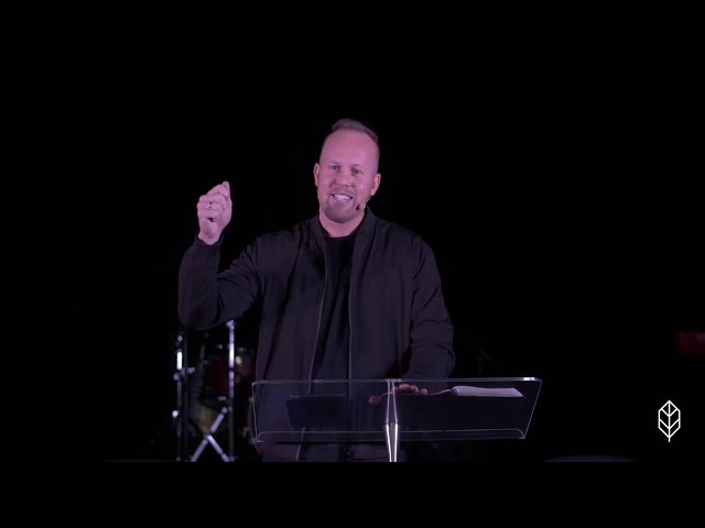 Run Your Race Part 3 - Brad Hagan - Thrive Church Central Coast