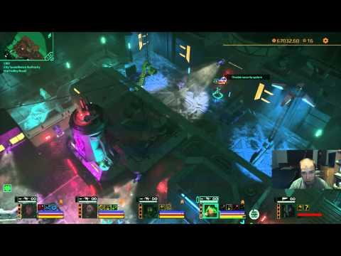 Cyberpunk Adventures in Satellite Reign! Episode 21 CBD Basic Areas