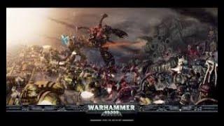 Men of War 2 Ultimate Mod Warhammer 40k. кампания. часть 1