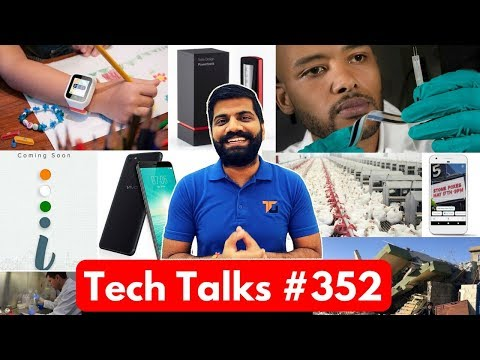 Tech Talks #352 - Vivo V7, Xiaomi i Device, Facebook Watch, Tesla Powerbank, Dual SIM iPhone