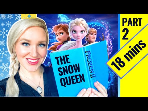 ❄️ The Snow Queen PART 2 ❄️ Fairytale For Kids By Hans Christian Andersen