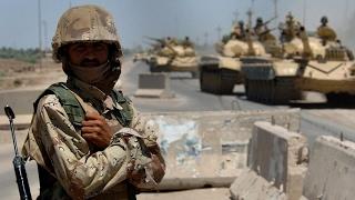 أخبار عربية | وصول تعزيزات عسكرية للإسراع بتحرير آخر احياء أيمن #الموصل