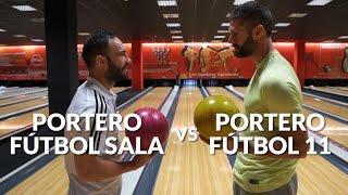 III Reto Soloporteros: Fútbol Sala vs. Fútbol 11