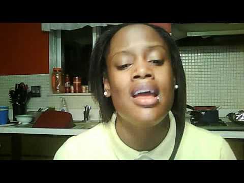 Ashley young singing SWV weak instrumental