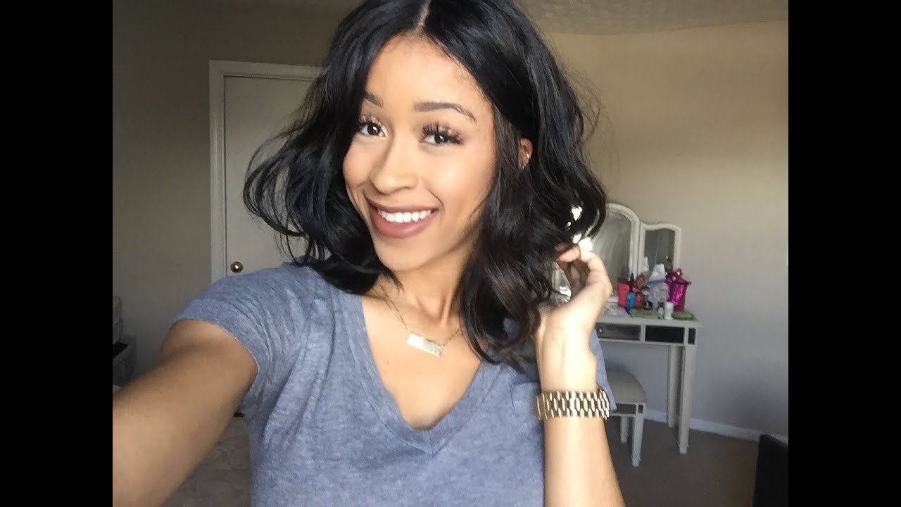Freetress Equal Lace Front Wig Softy Review | Kim ...