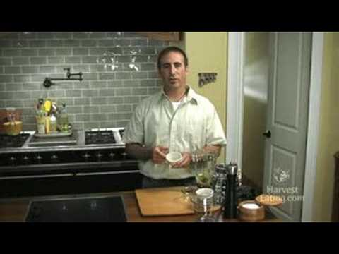 Video Recipe: Caesar Dressing