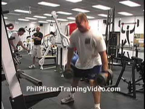Phil Pfister Training Video