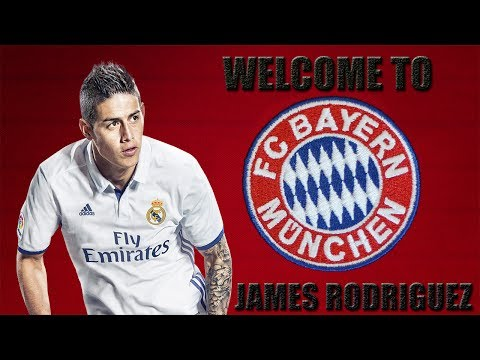 James Rodriguez 2017-Welcome To Bayern MUNICH-Skills/ Goals/ASSIST/PASSES READY FOR NEW