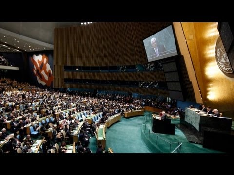 UN votes to give Palestine non-member status