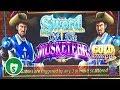 Sword of the Musketeer slot machine, bonus