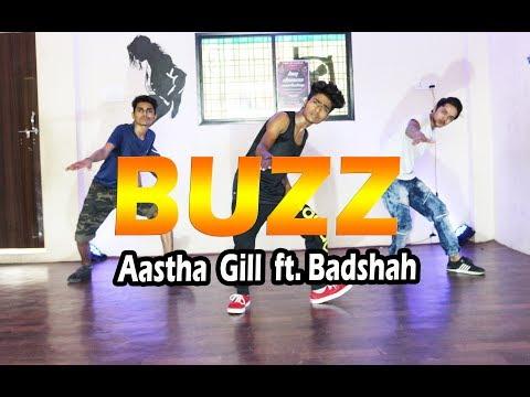 Aastha Gill __ BUZZ Feat Badshah __Priyanka Sharma  Bazz Dance Cover Video By AD Films
