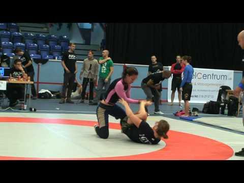 SW SM 2010 60kg Jennifer Petterson vs Diana Kajic