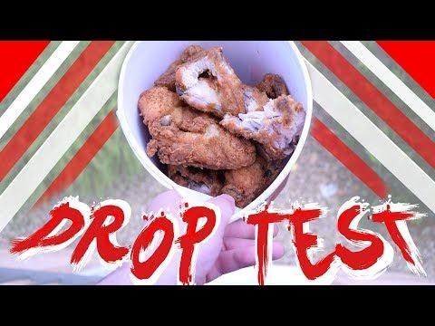 KFC UNBOXING DESTRUCTION | SubPixel