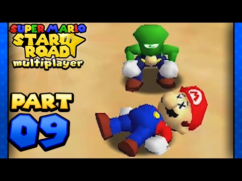 Download Super Mario Star Road: Multiplayer - Part 9: Yami Sully! (2 Player)