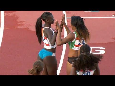 Fatima Diame - 100m Dash