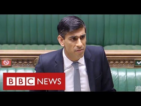 """Chancellor accused of """"playing catch-up"""" as he pledges billions more in economic support - BBC News"""