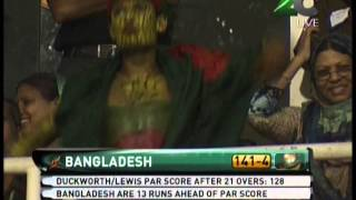 Tigers Conquer The Lions Den (28.03.13)