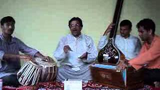 Raag Puriya Dhanashree -   Live in Hindustani classical music concert
