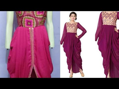 6f614e4615 Dhoti dress DIY