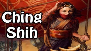 Facts About The Female Pirate Ching Shih