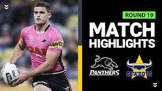 Cowboys v Panthers | Round 19 2020 | Telstra Premiership | NRL