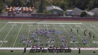 2013 Boston University Marching Band - Collegiate Band Festival Performance, Allentown, PA