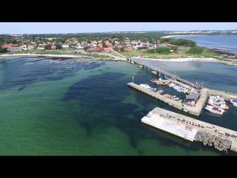 Snogebæk Havn på Bornholm