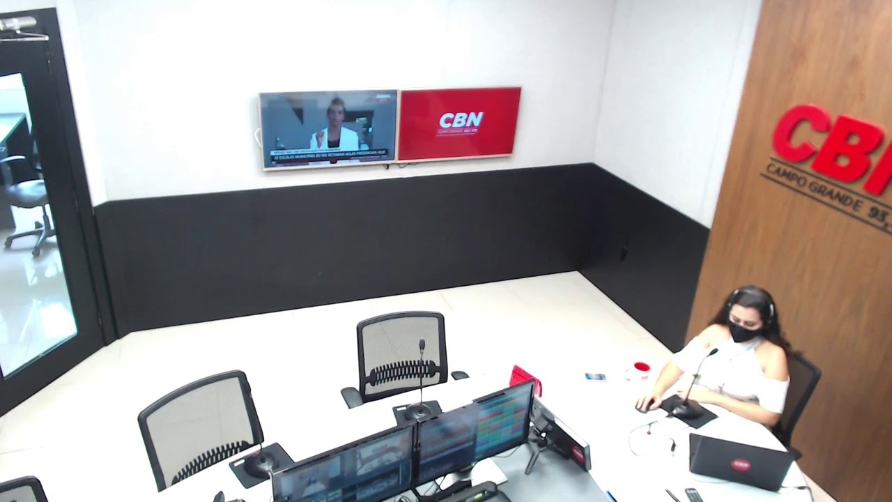 Programa CBN Campo Grande (24/02/2021): com Ingrid Rocha