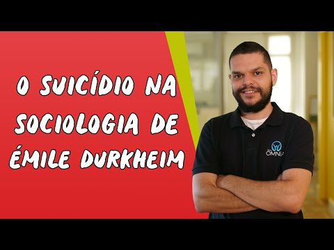 O Suicidio Na Sociologia De Emile Durkheim Brasil Escola Youtube