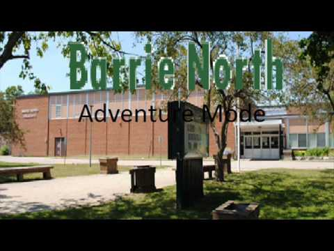 Barrie North Adventure Mode - Opening Credits