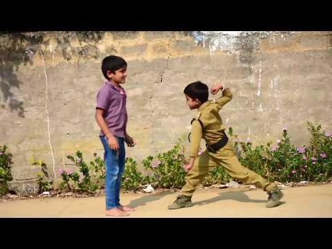 na peru surya naa illu india teaser (kids...
