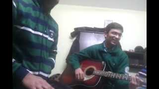 In Dino Dil Mera - Acoustic Guitar  - Ankit Sharma & Abhishek