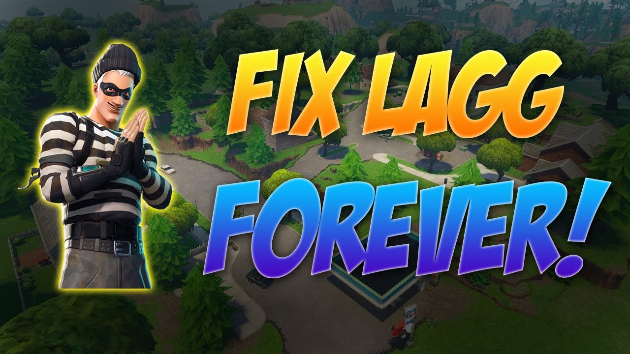 How To Fix Fortnite Lag!!!(HIGH PING)