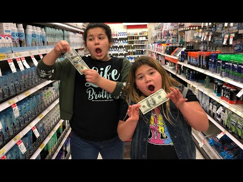 Download Youtube: $100 SLIME SUPPLIES SHOPPING CHALLENGE - HUGE SLIME SUPPLIES SHOPPING HAUL