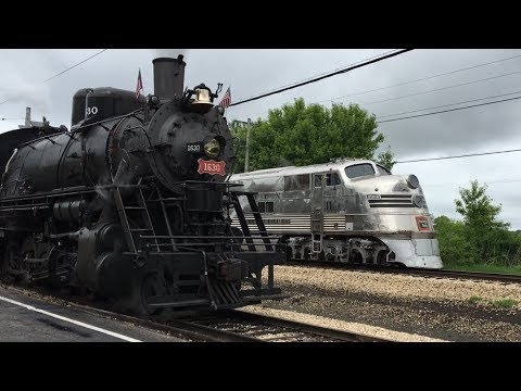 Illinois Railway Museum: Memorial Day Weekend