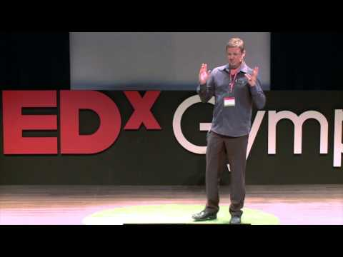 Innovate the way you communicate: Greg Nash at TEDxGympie