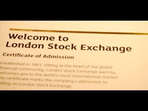 RHI Magnesita N.V. Admission to the London Stock Exchange