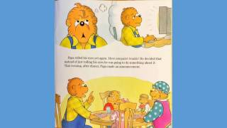 Berenstain Bears Computer Trouble
