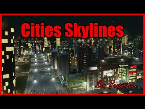 Population Explosion! - Cities Skylines [San Vooprisco] #12
