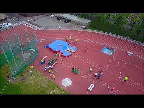 видео: Вокруг спорта #8: ЧЕМПИОНАТ ПО ЛЕГКОЙ АТЛЕТИКЕ