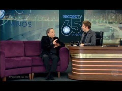Ronnie Von relembra período em que trabalhou na Record TV