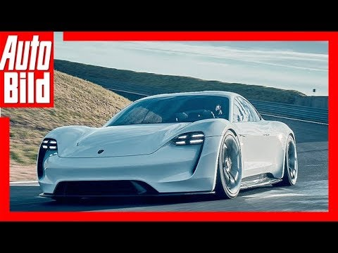 Porsche Mission E (2019)