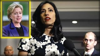 IT'S OVER: HUMA ABEDIN JUST FLIPPED! WHAT SHE DID MINUTES AGO HAS HILLARY IN TEARS