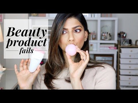 WEIRD Beauty Products that DO NOT Work! Product Fails