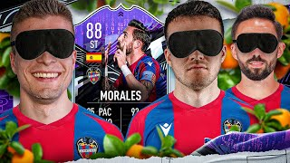 FIFA 21: WHAT IF MORALES Squad Builder Battle 🔥 OH NO BLIND PICK 😭